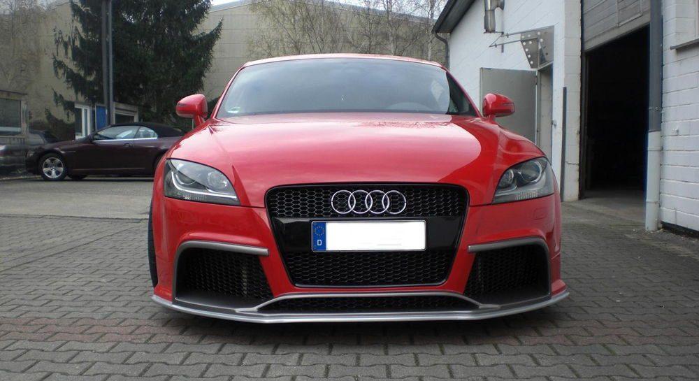 Бампер передний Regula Tuning для Audi TT