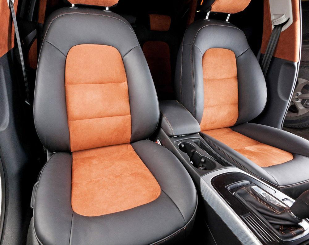 nappa alkantara sidenya - Чехлы на автомобильные сидения какие лучше выбрать