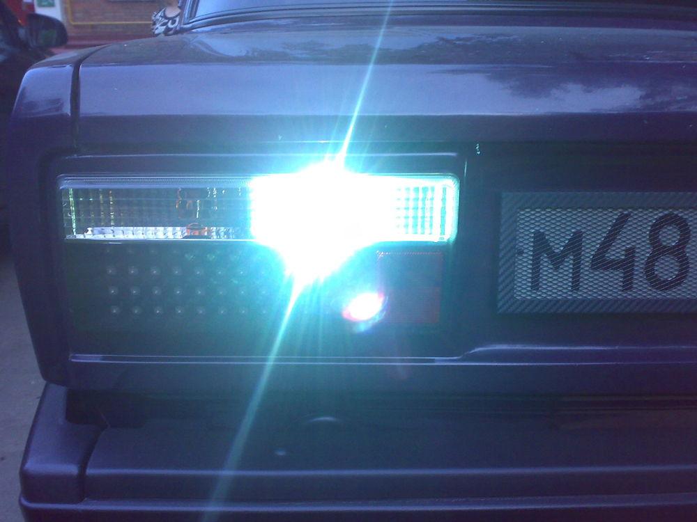 Задняя фара ВАЗ 2105 с диодом