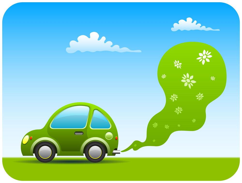 Экологичная машина
