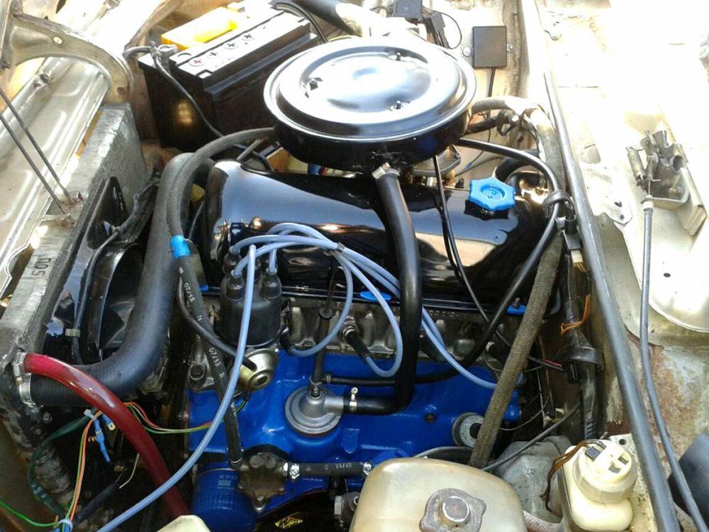 Мотор ВАЗ-2106