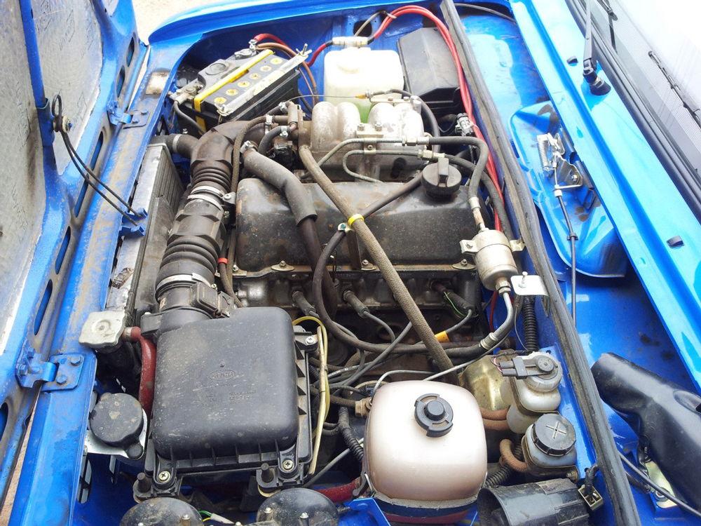 Мотор ВАЗ-2101