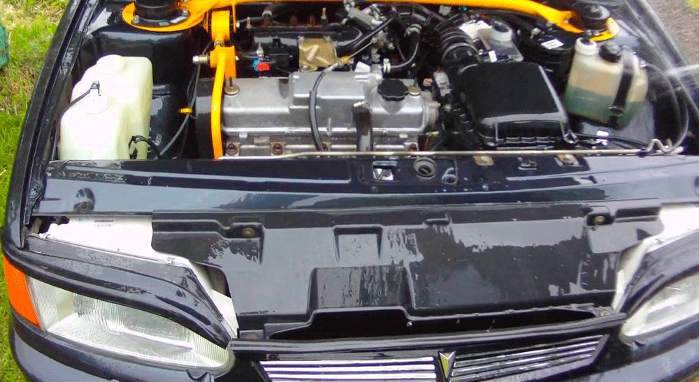 Промывка печки ВАЗ-2115