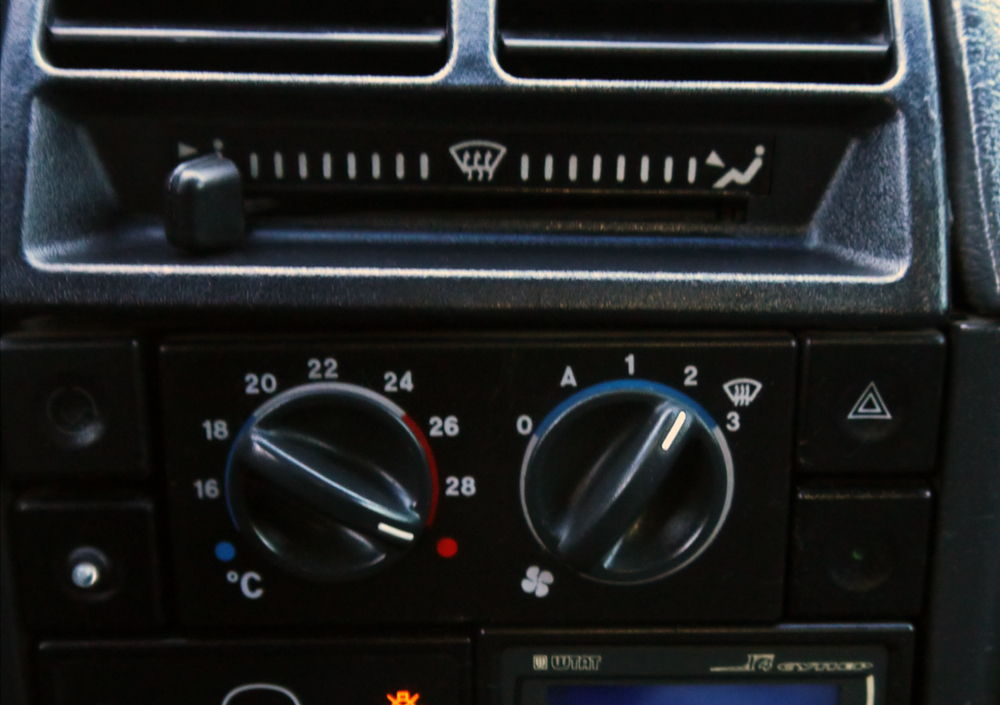 Регулятор отопителя ВАЗ 2110