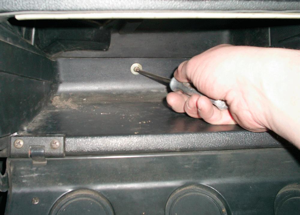 Замена радиатора ВАЗ-2109 высокая панель