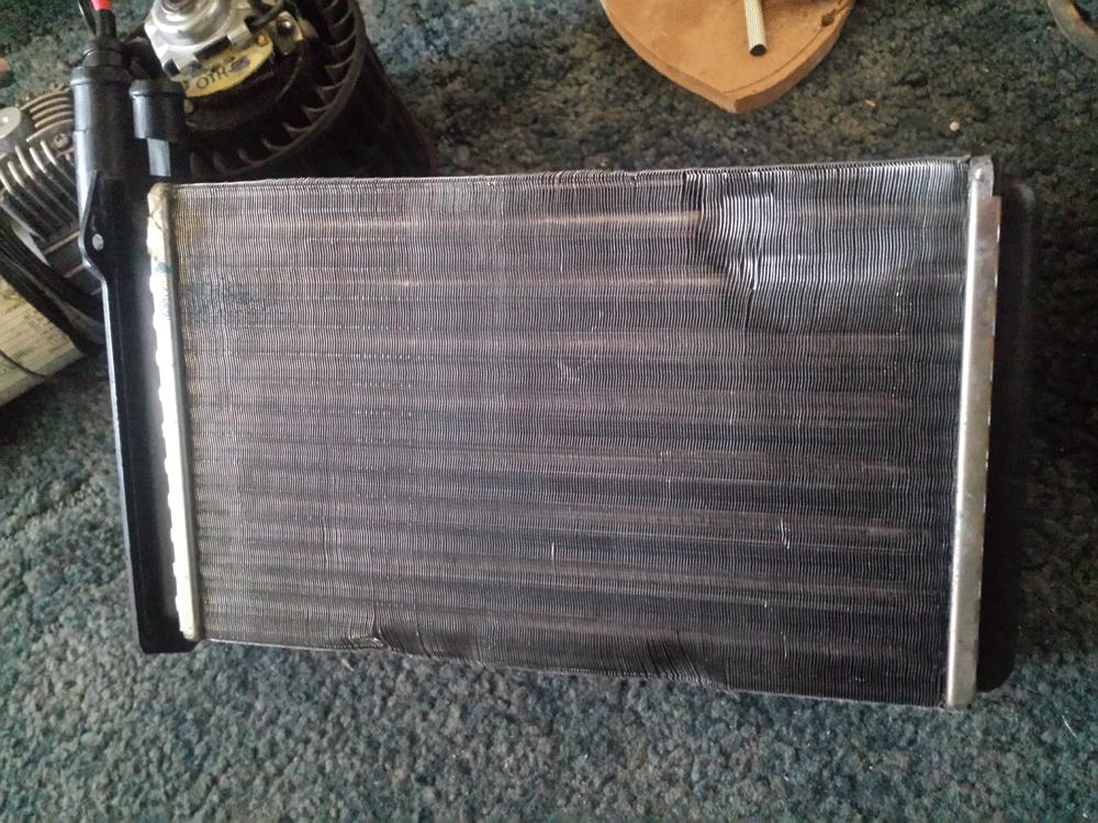 Радиатор печки ВАЗ-21099