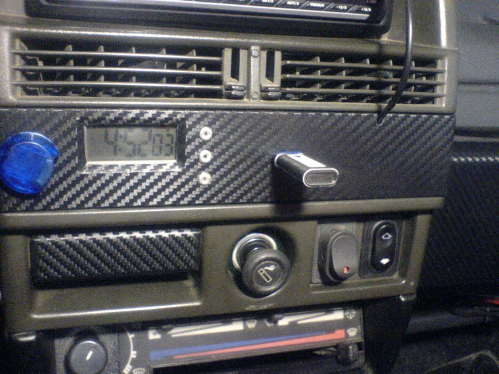 Регуляторы печки ВАЗ-21099