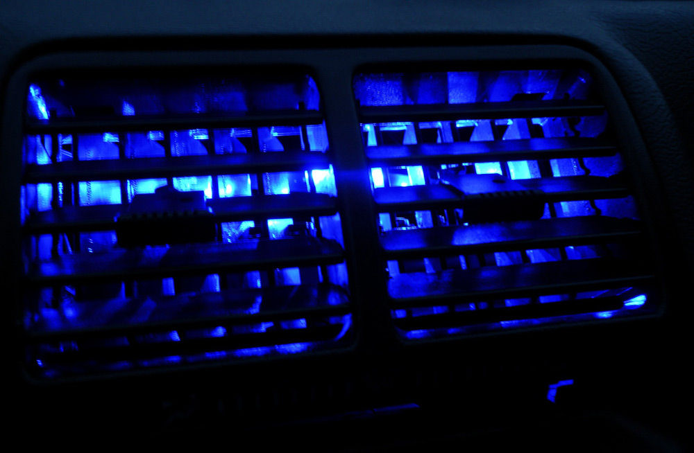 Светодиодная подсветка ВАЗ-2110