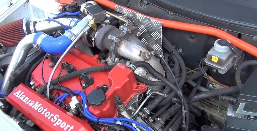 Тюнинг двигателя Лада Приора