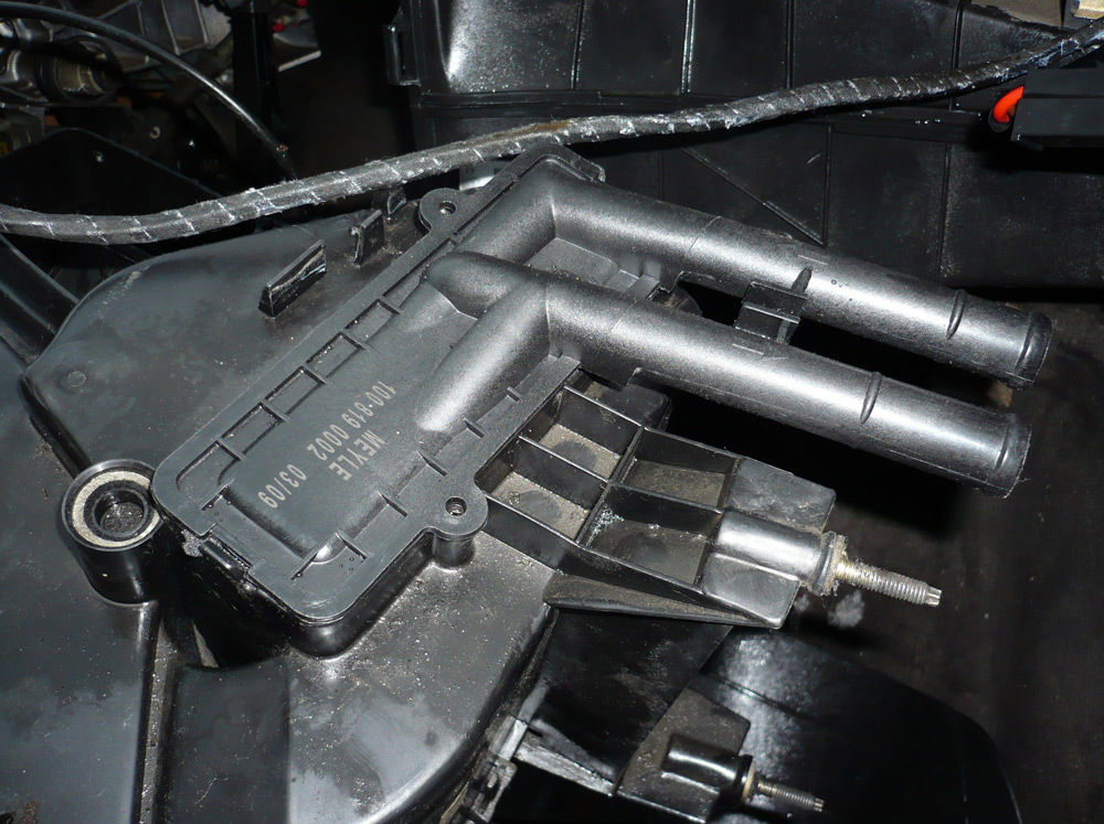 Удаление воздушной пробки с печки ВАЗ-2110