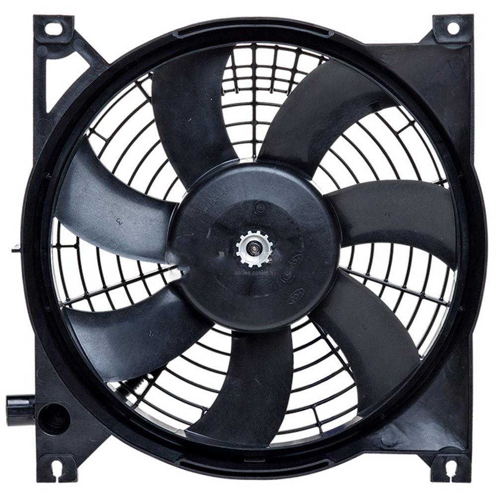 Вентилятор печки Калина