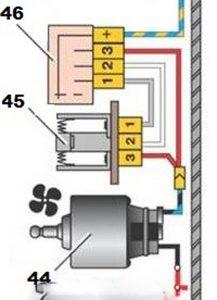 Устройство системы отопления ВАЗ