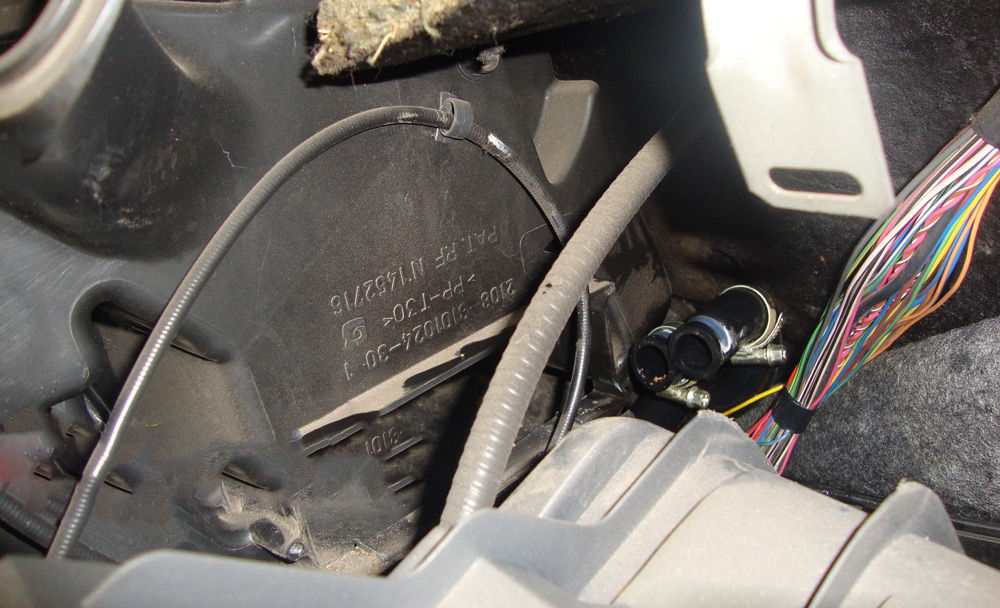 Замена радиатора отопление ВАЗ-2115