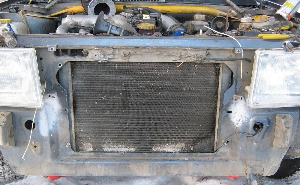 Переподключить радиатор печки на ВАЗ-2115