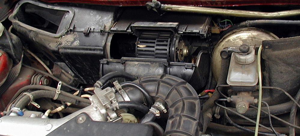 Как проверить мотор отопителя ваз 2110 не снимая его