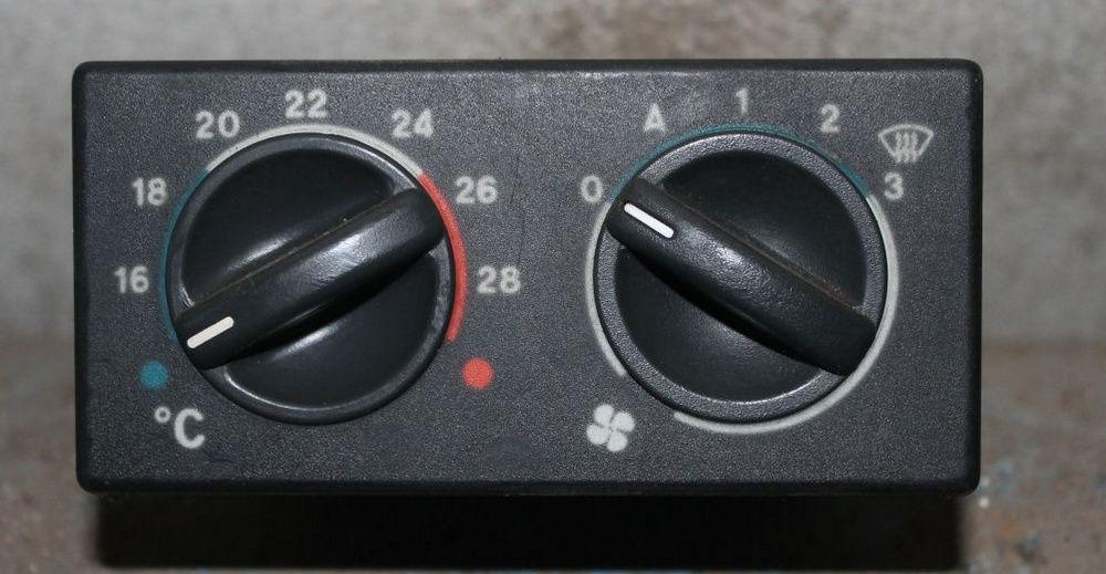 ВАЗ-2112 регулирования температур