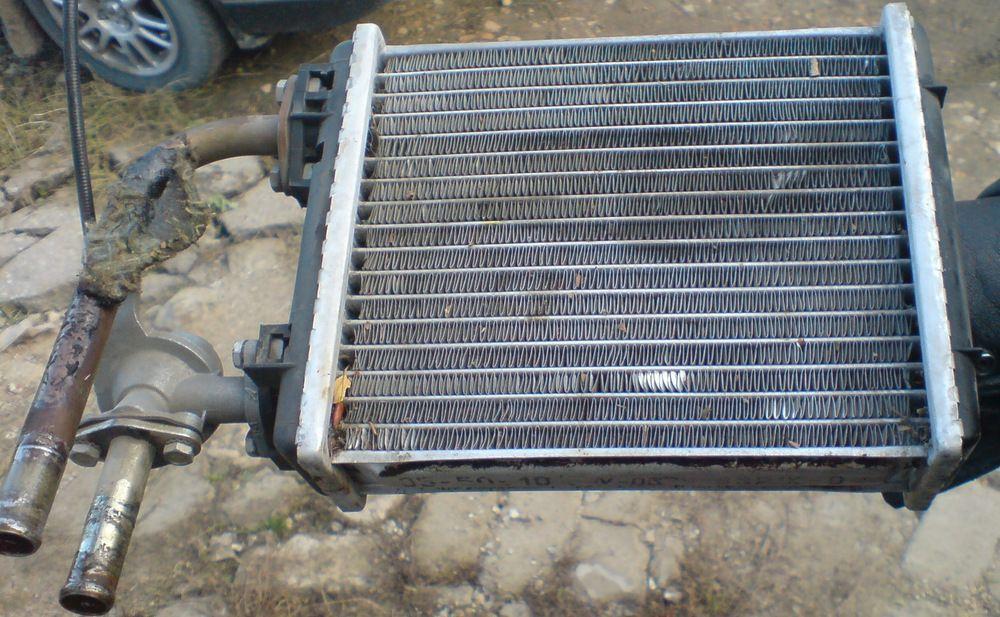Как работает печка в машине ваз 07