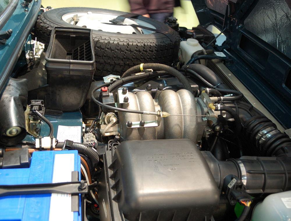 Двигатель Нива 4х4