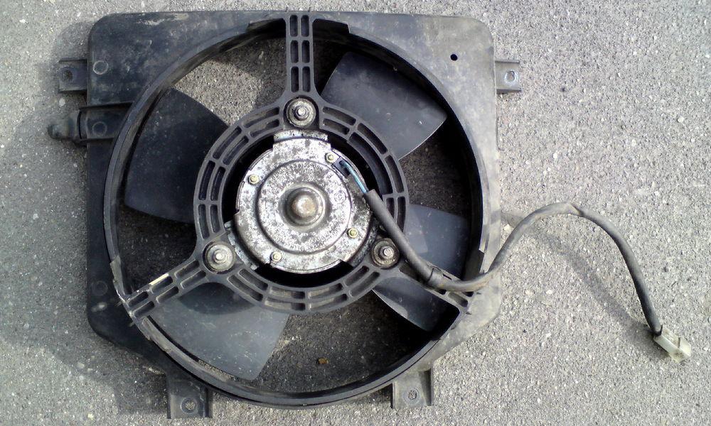 Электромотор вентилятора ваз 211