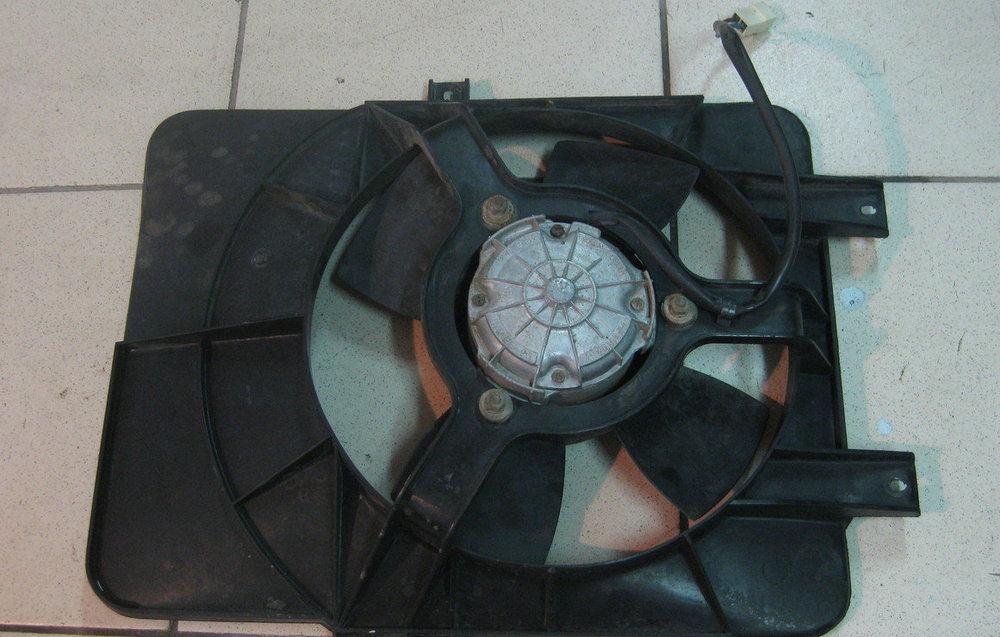 ventilyator vaz 2110 - Трещит печка в машине