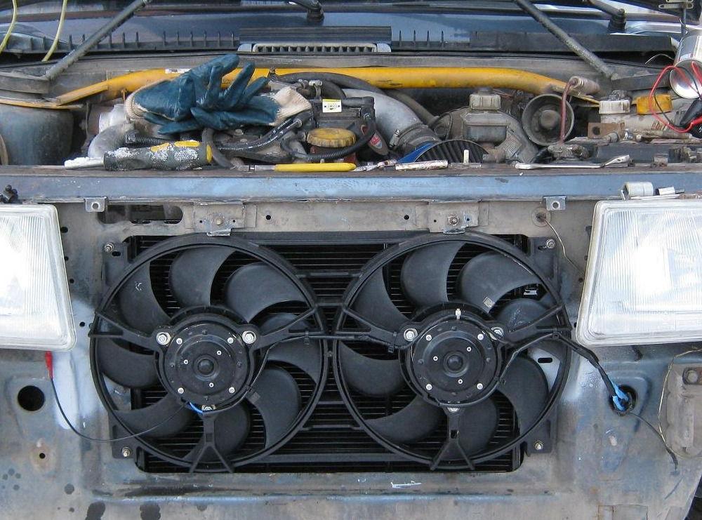 ventilyator vnutri vaz 2110 - Трещит печка в машине