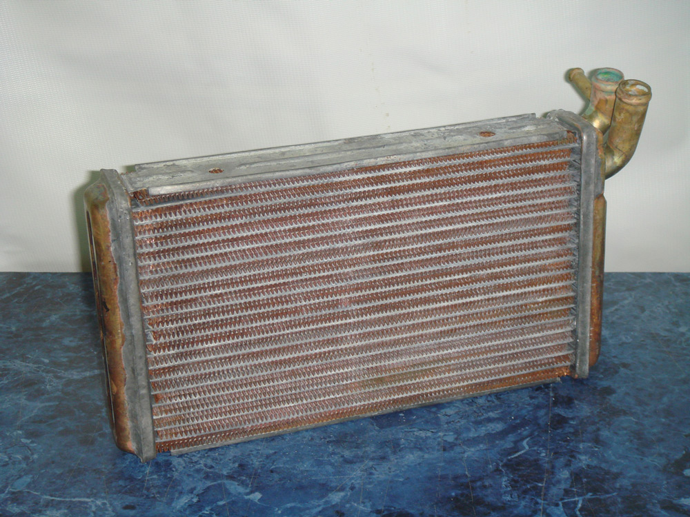 mednuy radiator pechki - Установка радиатора печки ваз 2114
