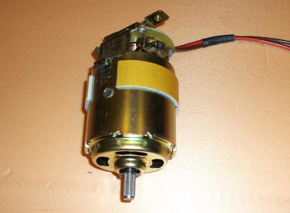 Моторчик печки ВАЗ-2106
