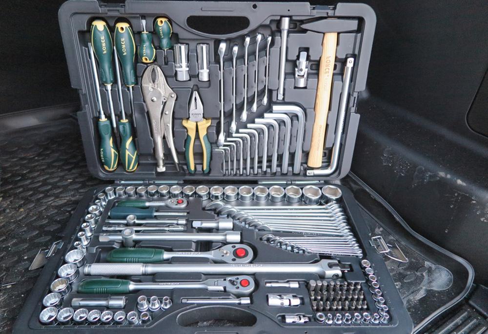 Набор инструментов УАЗ Патриот