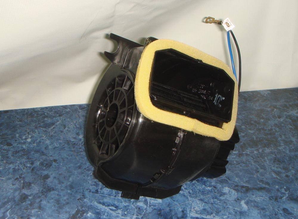 Мотор печки ВАЗ-2108