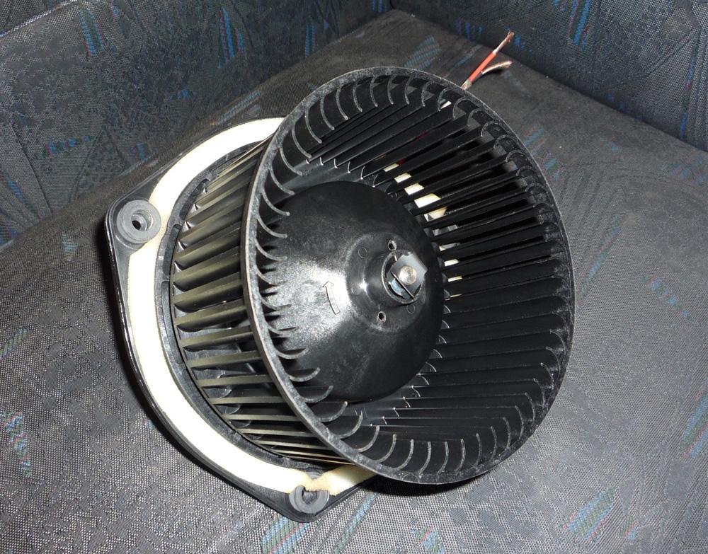 Новый вентилятор отопителя