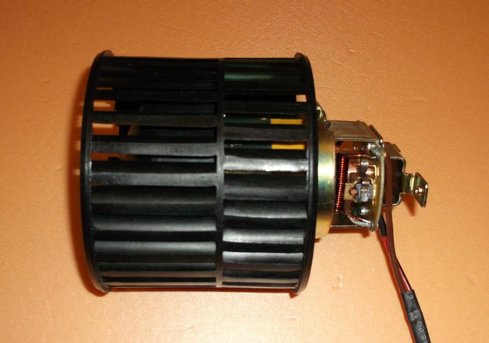 Вентилятор печки ВАЗ-2108