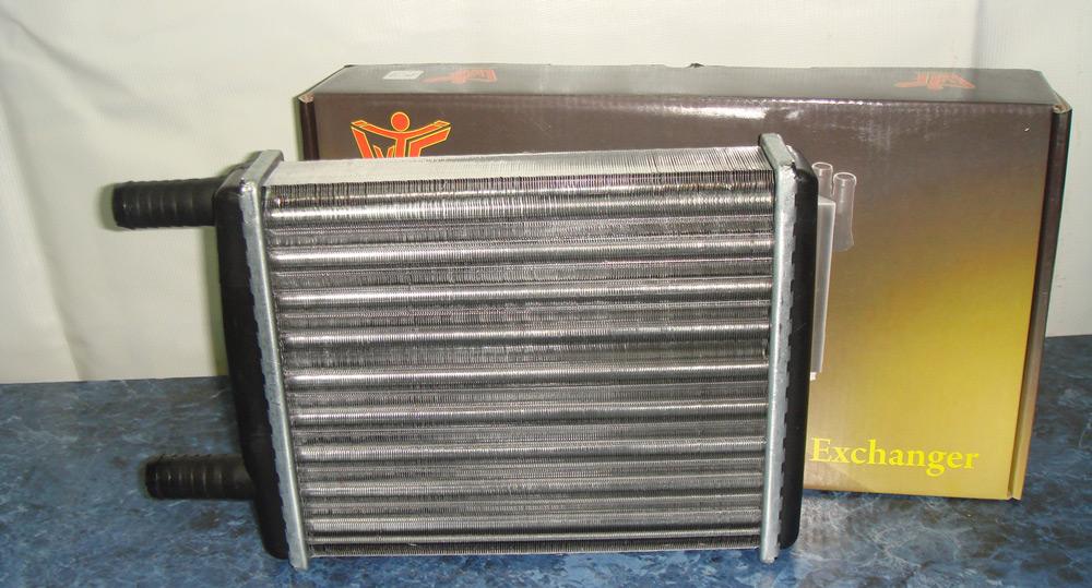 aluminivuy radiator pechki - Что лучше отводит тепло медь или алюминий