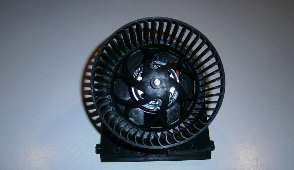 Вентилятор печки Шкода Октавия А5