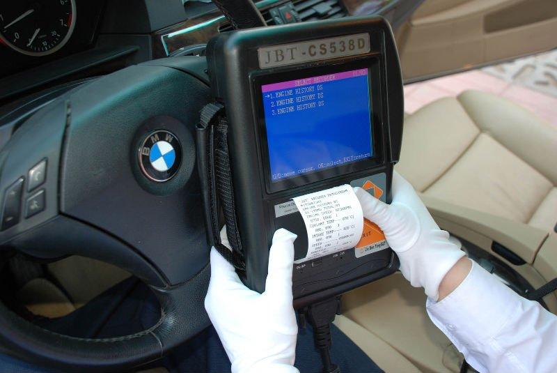 Сканер для диагностики климат-контроля