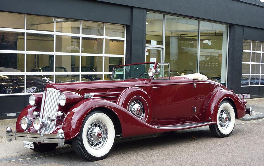 Packard 12 Sedan