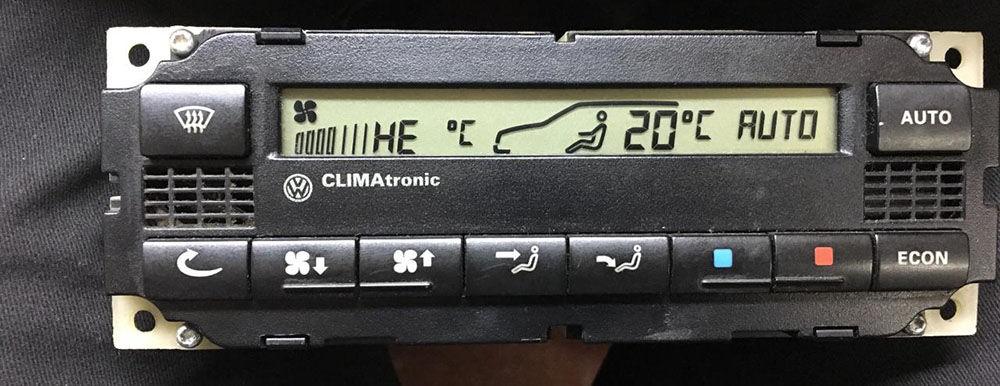 Климат-контроль Пассат Б3 Climatronic