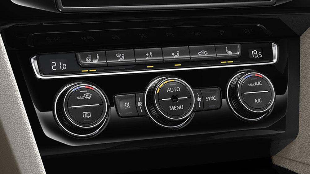 Климатроник в режиме AUTO