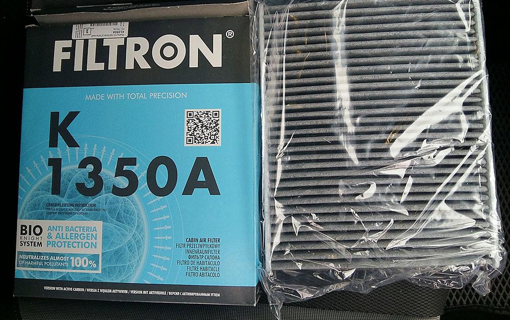 фильтр салона Filtron K1350A