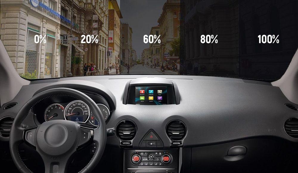 Какая тонировка стекол автомобиля должна быть