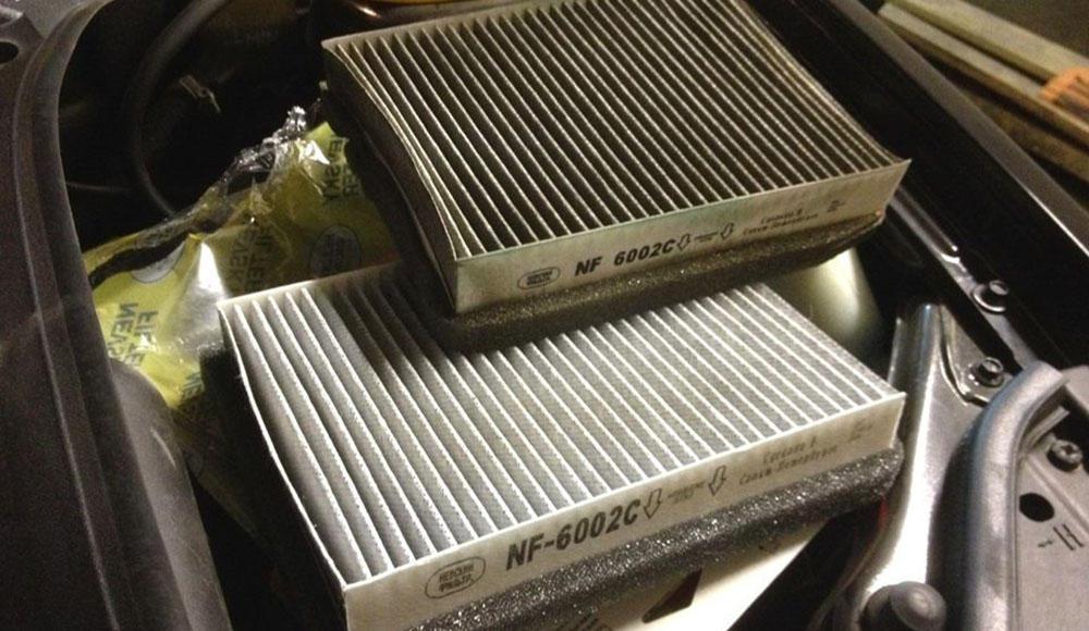 Какой салонный фильтр лучше: угольный или обычный