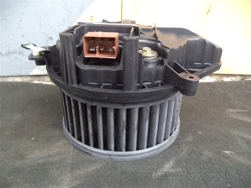 Мотор печки