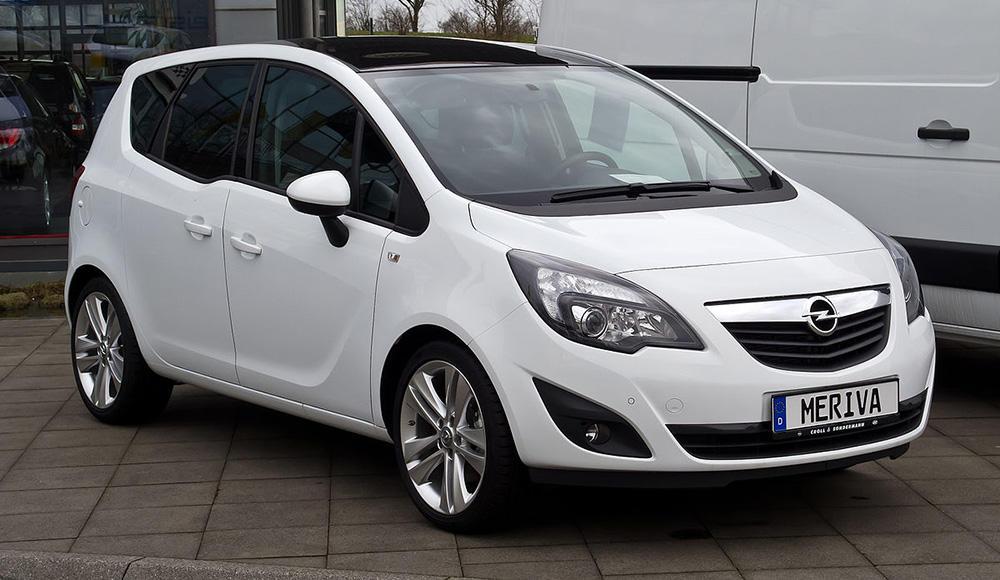 На Opel Meriva плохо греет печка, как исправить