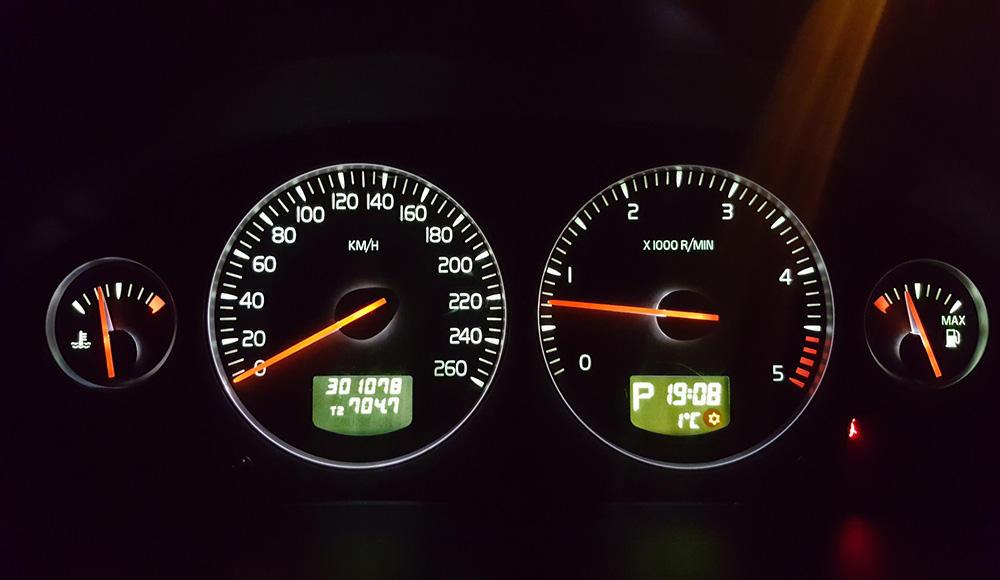 Почему при включении печки падает температура двигателя