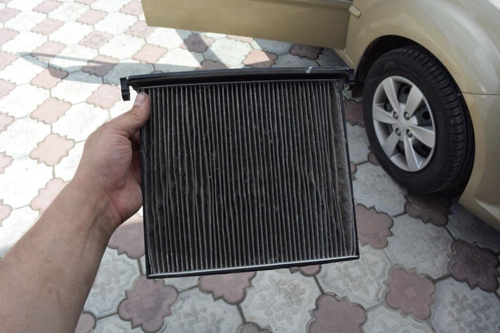Салонный угольный фильтр