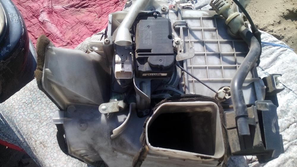 Печка Toyota Vista ремонт