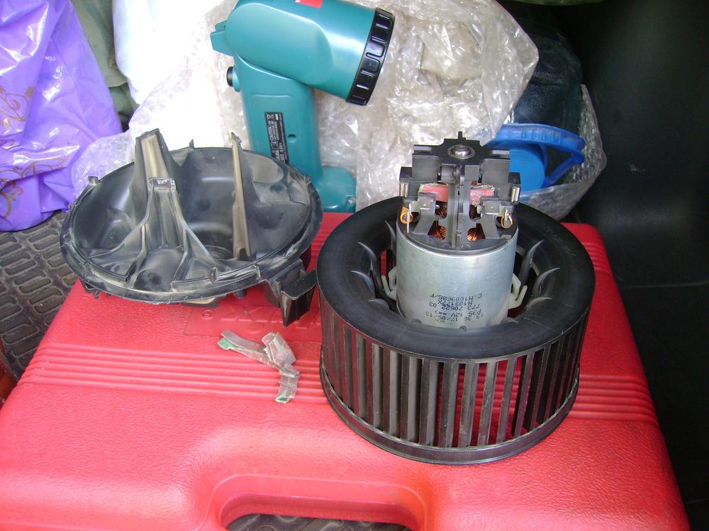 Вентилятор для печки Renault Duster
