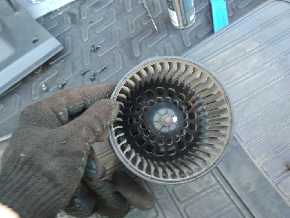 Вентилятор для печки на авто