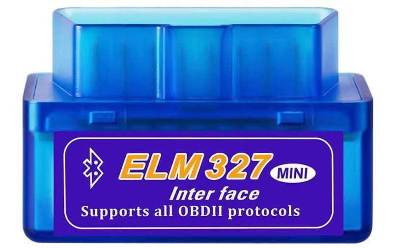 Адаптер ELM327 для считывания кодов