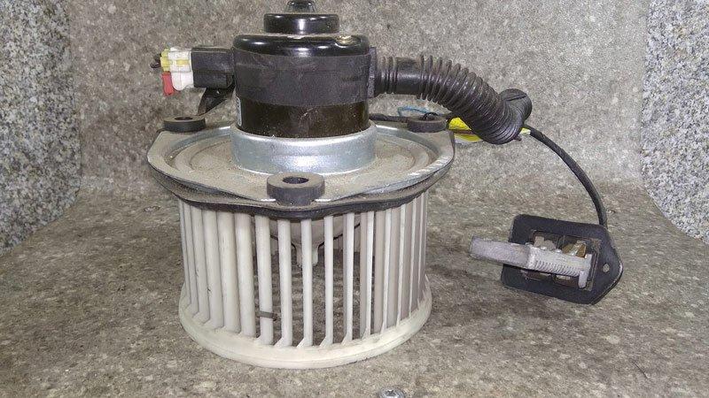 Мотор печки Daewoo Nubira