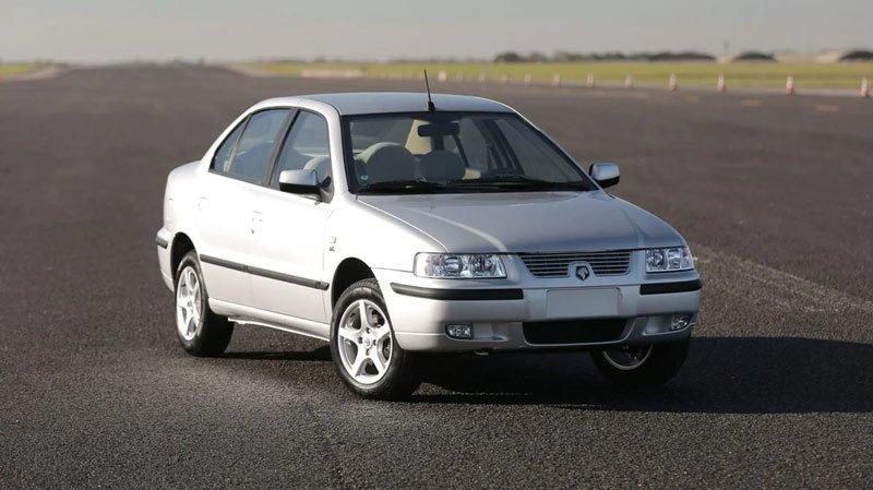 Автомобиль Iran Khodro Samand